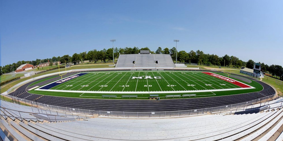 The MAC Stadium | Warner Robins