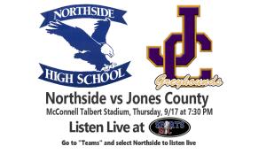 Sportsmic Jones vs northside