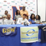 Lady Eagles' Tamia Sapp signs with GSW