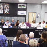 5 Bears sign college scholarships