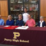 Panthers' Bryan Storie signs with LaGrange