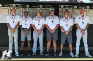 Garland, HOCO boys advance to state; Hamm is low medalist