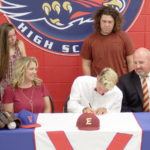 Warhawks' Daniel Hawthorne signs with Emmanuel College