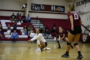 Demonettes fall to MdS; beat Northside