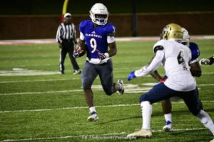Veterans holds off Thomas County Central