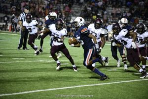 Northside upends second ranked Coffee