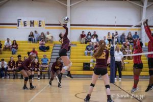 Perry, HoCo advance at state; Veterans falls