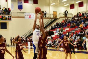 Warhawks win in 3OT; Lady Bears remain undefeated