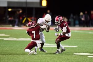 Demons shut out Warhawks for second-straight region title