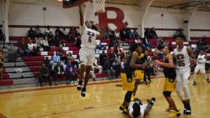 Warner Robins splits with Harris County as region play begins