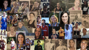 Houston County Silver Anniversary Cross Country team