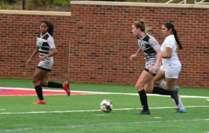 Lady Bears power their way into second round; Lady Panthers fall