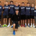 Veterans boys volleyball team unbeatable at East Coweta Playdate