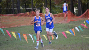 Veterans girls, boys sweep county championships
