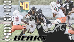 Road-warrior Bears take down Evans