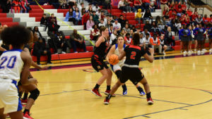Lady Warhawks beat Rome in OT; boys fall to Lithonia