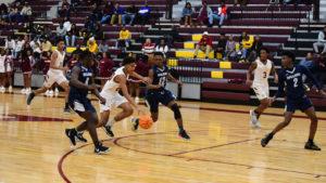 Perry girls, boys drop region regular-season finale against Spalding