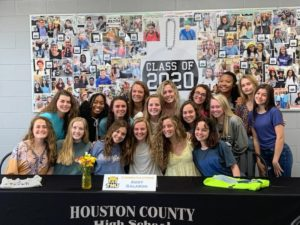 Lady Bears' Addy Galason signs with Truett McConnell