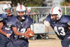 Lens and Listen:   Northside's 2014 football state championship